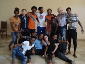 DU Dance Ethiopia